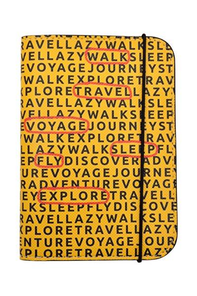Crosswords Pasaport Kılıfı
