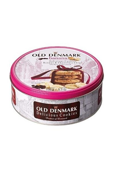 OLD DENMARK Muzlu Çikolatalı Kurabiye 150g