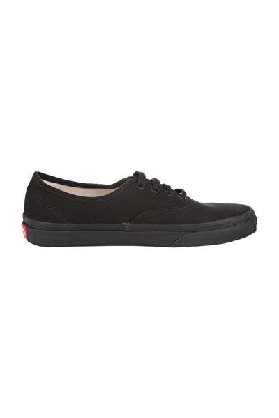 Unisex Spor Ayakkabı Siyah - Authentic  - 000EE3BKA1