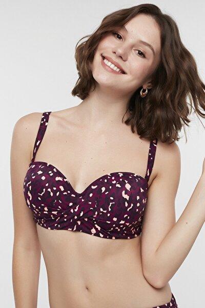 Kadın Çok Renkli Hope Beauty Form Bikini Üstü