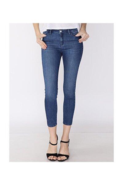 Mındy Kadın Mavi Jean