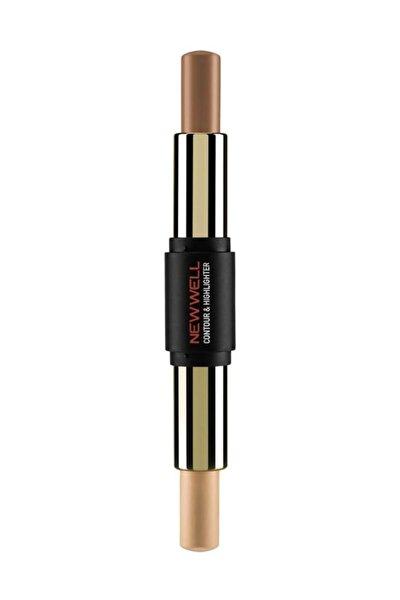 Stik Kontür & Aydınlatıcı - Stick Contour & Highlighter 8680923306254