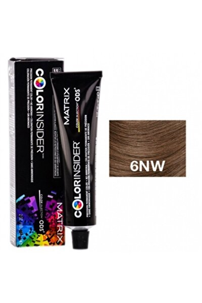 Color Insider Saç Boyası 6nw/6,03-dark Blonde Neutral