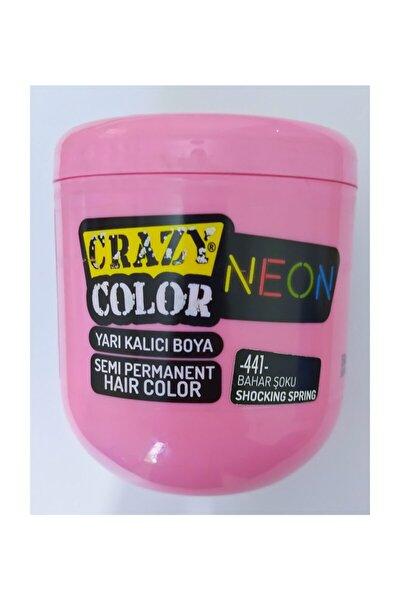 Color Neon Saç Boyası Yeşil-bahar Şoku 441