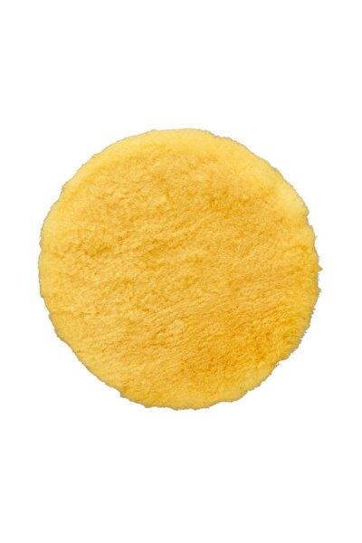 Sarı Agresif Yün Pasta Keçesi 160 mm