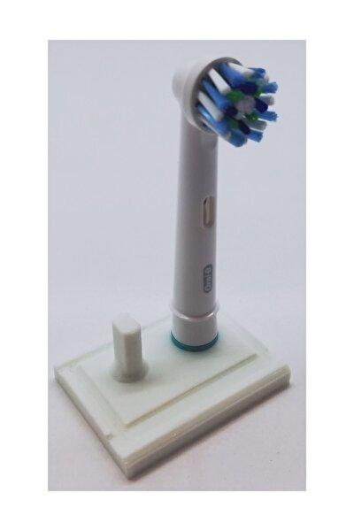 Ikili Diş Fırçası Standı