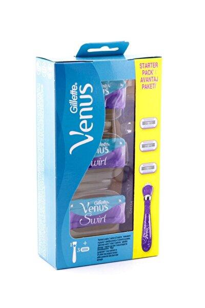 Venüs Swirl Makine 3+1'li Bıçak X 2 Adet