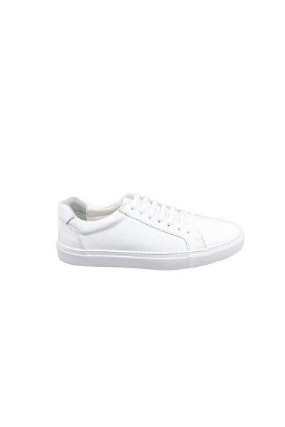 Rany Sneakers E201 Beyaz Hakıkı Derı