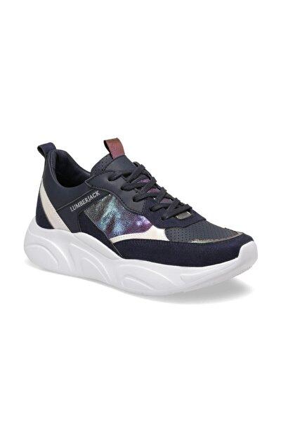 Lılıan Lacivert Kadın Sneaker Ayakkabı