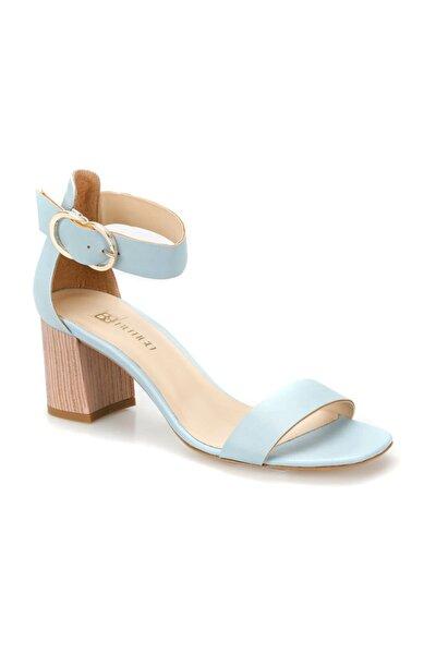 19S-078 Mavi Kadın Sandalet 100371356
