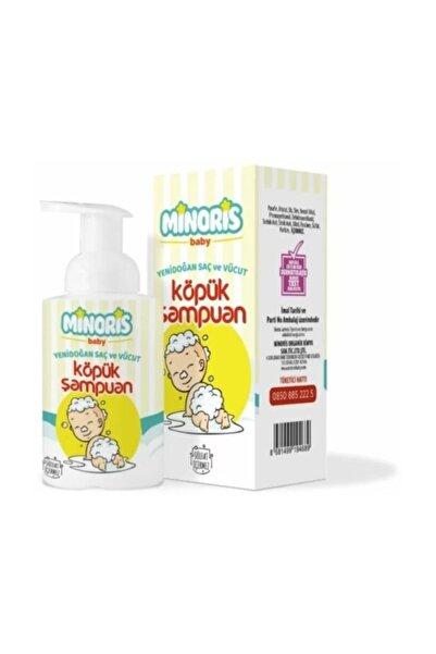 Baby Yenidoğan Saç Ve Vücut Köpük Şampuan 300 ml