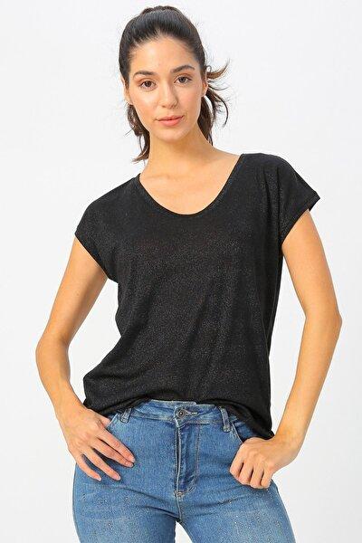 Kadın Simli Tshirt