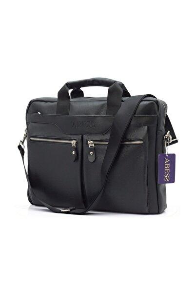 Siyah Unisex Laptop & Evrak Çantası Abs5092