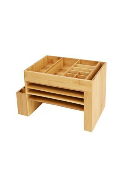 On Table Organizer / Masa Düzenleyicisi / Ahşap Düzenleyici