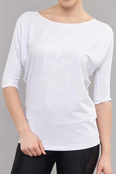 Kadın Antrenman T-Shirt  ES-3504