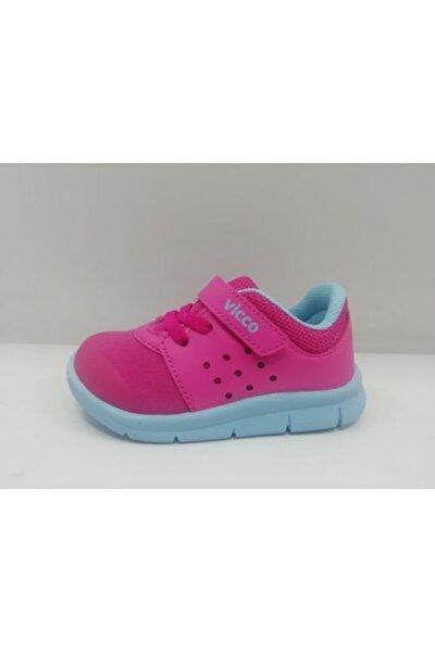 Kız Bebek Delikli Spor Ayakkabı