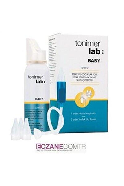 Tonimer Lab Baby Sprey 100 Ml Ve Burun Aspiratörü