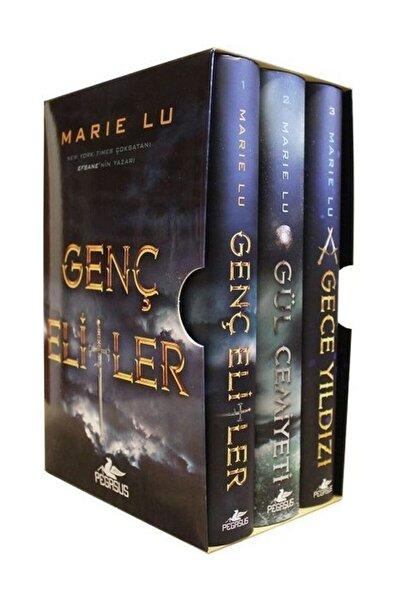 Genç Elitler Serisi Kutulu Özel Set (Ciltli 3 Kitap) - Marie Lu