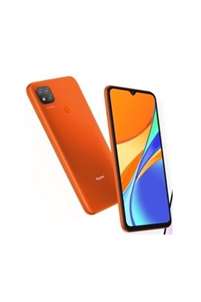 Redmi 9C 32GB Turuncu Cep Telefonu (Xiaomi Türkiye Garantili)