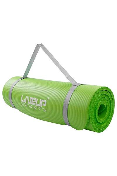 LS3257 Köpük Pilates Matı-Minderi Yeşil