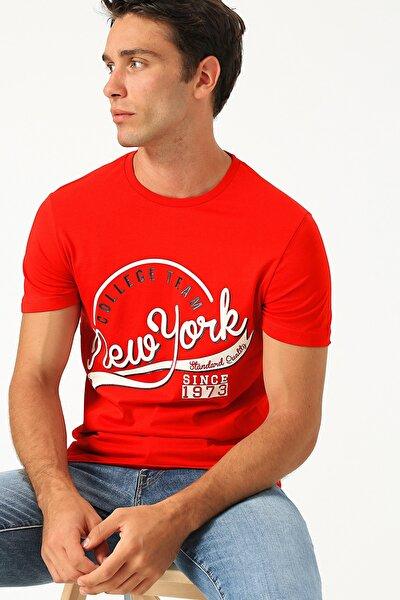 Erkek Kırmızı Tişört 503760249