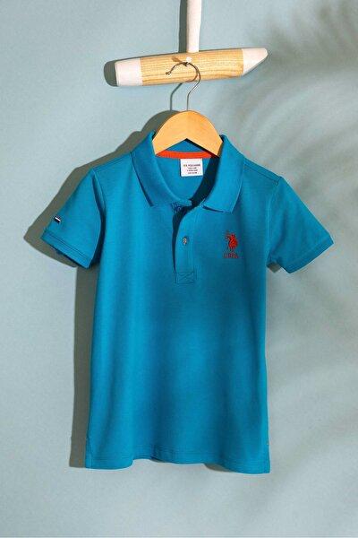 Mavı Erkek Cocuk T-Shirt