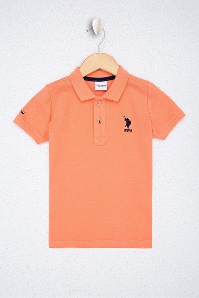 Pembe Erkek Çocuk T-Shirt