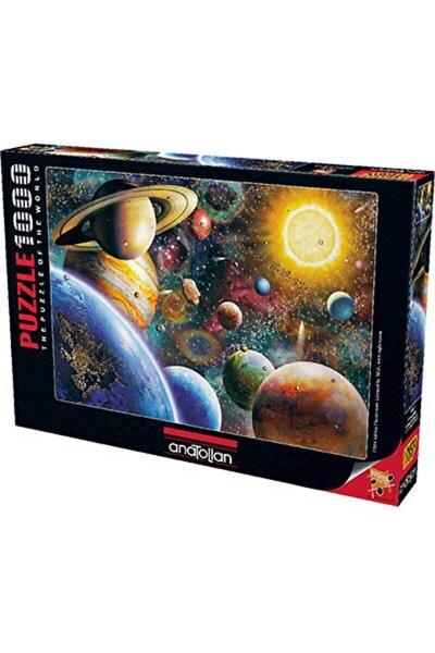 1033 Gezegenler / Planets In Space 1000 Parça