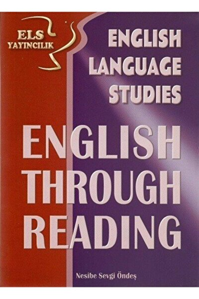 Els English Language Studies English Through Reading