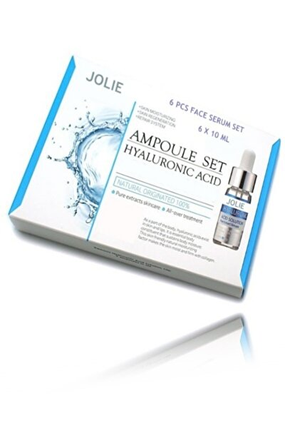 6'lı Hyaluronic Acid Ampül Set