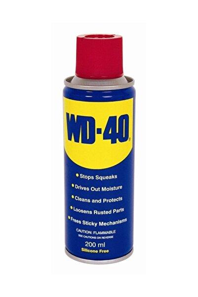 Wd-40 Wd 40 Pas Sökücü Yağlayıcı Sprey 200 Ml