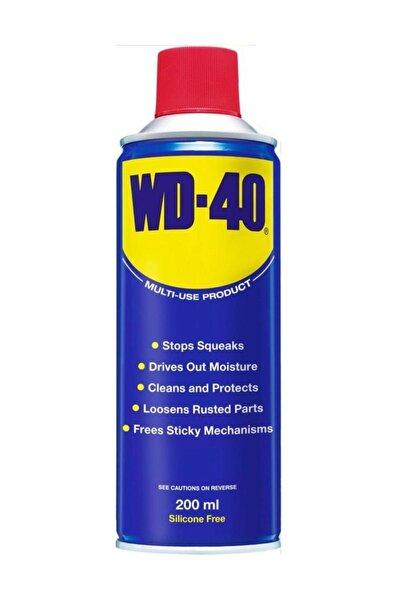 Wd-40 Wd 40 Koruyucu Yağlayıcı Ve Pas Sökücü 200 Ml