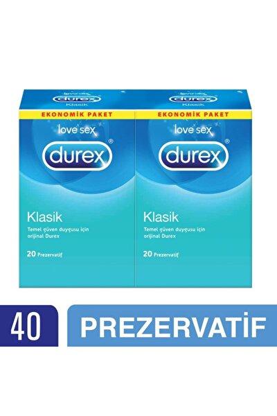 Klasik Prezervatif, 40'lı Ekonomik Avantaj Paketi