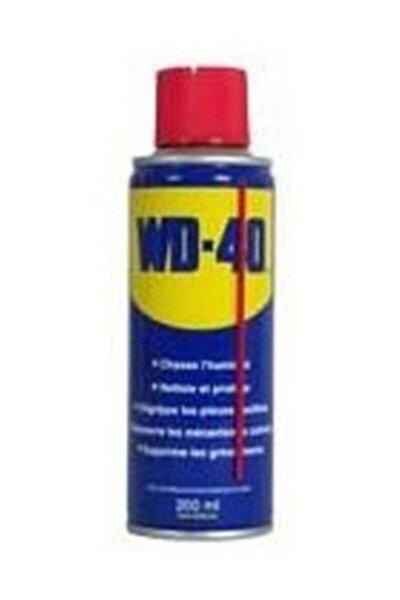 Wd-40 Wd 40 Çok Amaçlı Hızlı Yağlayıcı, Pas Sökücü Sprey 200 Ml.