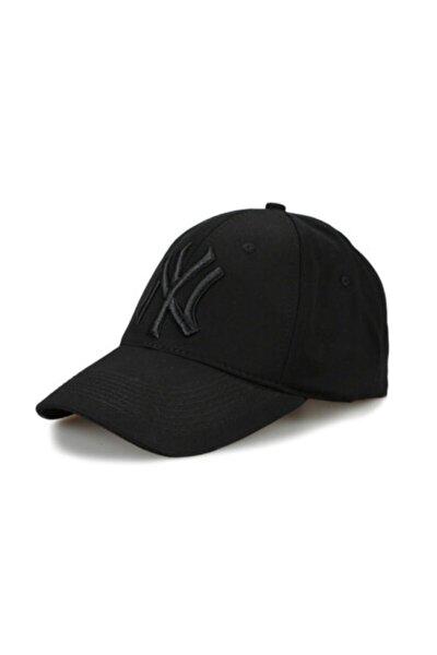 Ny New York Yankees Unisex Siyah Şapka