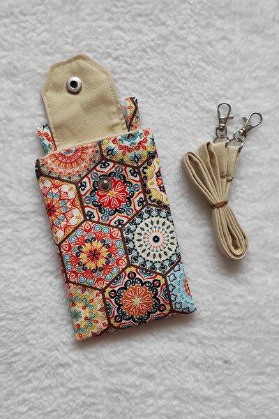 Boyun Askılı Mini Çanta