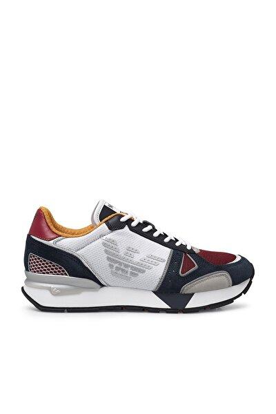 Erkek Beyaz Bağcıklı Sneaker X4x289 Xm499 N244