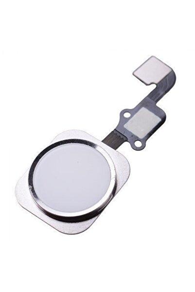 Iphone 6 Home Tuşu Orta Tuş Silver