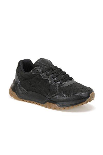 CYNERIC Siyah Erkek Kalın Taban Sneaker Spor Ayakkabı 100540741