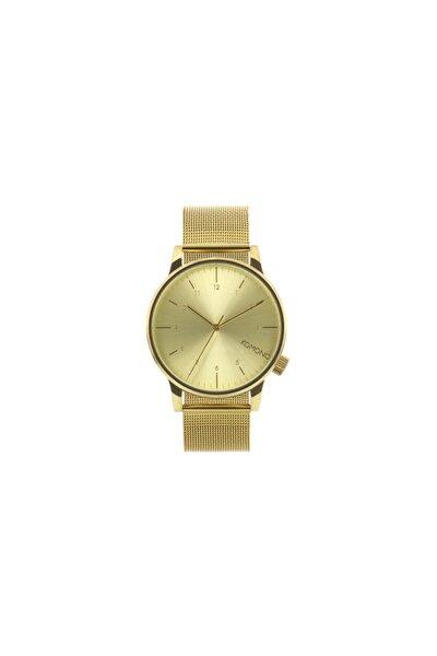 Unisex Sarı Kol Saati KOM-W2351