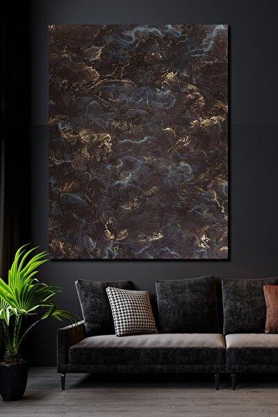 90x130 cm Dark - Art Kanvas Duvar Tablo