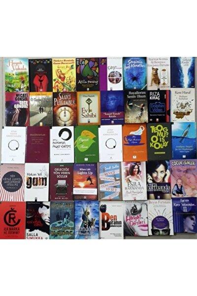 Evinizdeki Kütüphane 40 Kitaplık Mega Indirimli Set