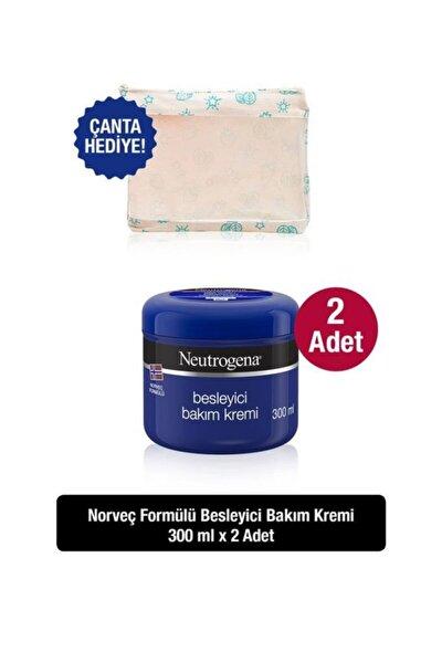 Norveç Formülü Besleyici Bakım Kremi 300 Ml X 2 Adet