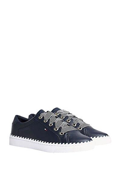Kadın Nautical Lace Up Sneaker Fw0fw04689