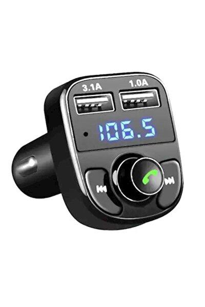 Car X8 Cn-42 Bluetooth Oto Mp3