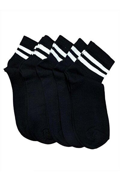 5'li Kadın Spor Çorap