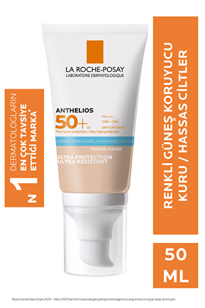 Anthelios Ultra Spf 50+ Tinted Bb Cream 50 ml