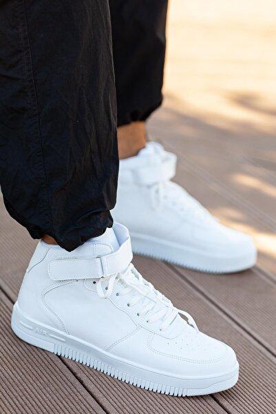 Unısex Beyaz Sneaker Ayakkabı Svt12