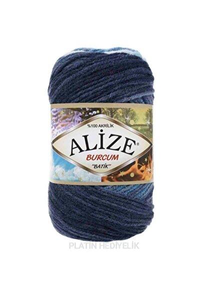 ( 5 Adet ) Burcum Batik 1899 El Örgü Iplikleri Yelek Hırka Ipi Atkı Kazak Ipliği