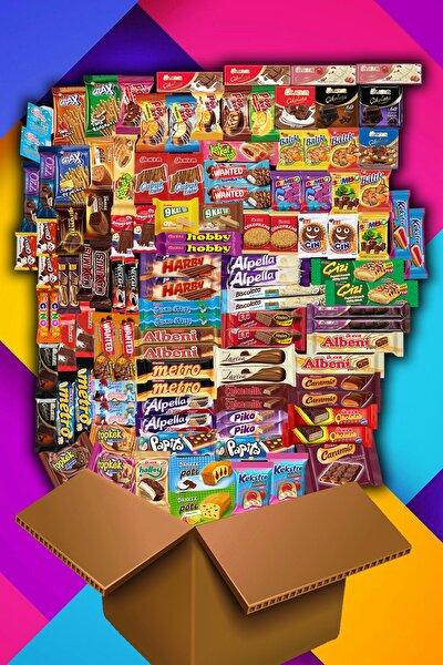 Çoklu Exxtra Large Avantaj Çikolata Paketi 108 Parça